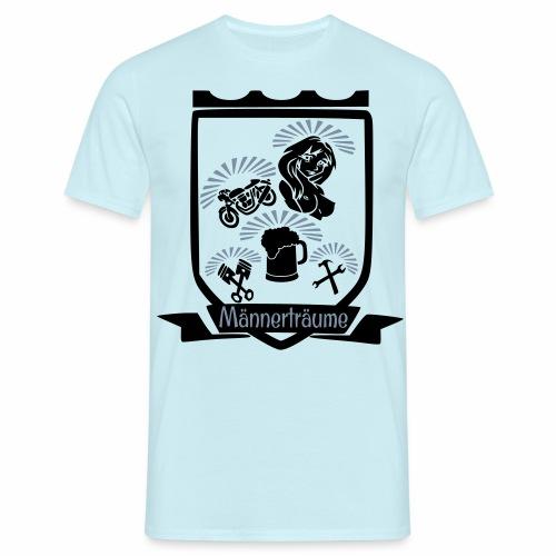 MÄNNERTRÄUME - Männer T-Shirt