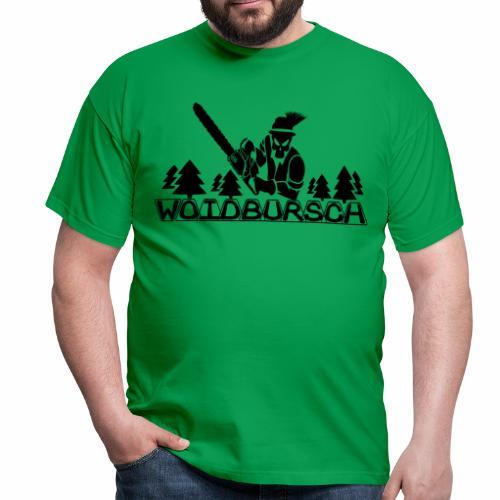 WALDBURSCHE - Männer T-Shirt