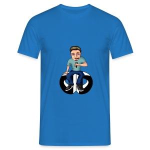 Men's T Shirt - Moderator : royal blue - Men's T-Shirt