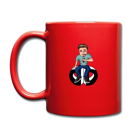 Full Colour Mug left - Moderator : red - Full Colour Mug