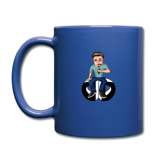 Full Colour Mug left - Moderator : royal blue - Full Colour Mug