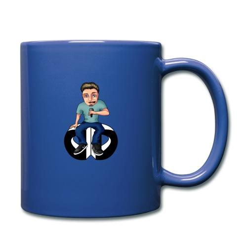 Full Colour Mug right - Moderator : royal blue - Full Colour Mug