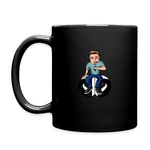 Full Colour Mug left - Moderator : black - Full Colour Mug