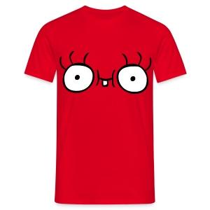 Marvin Face - Guys - Männer T-Shirt
