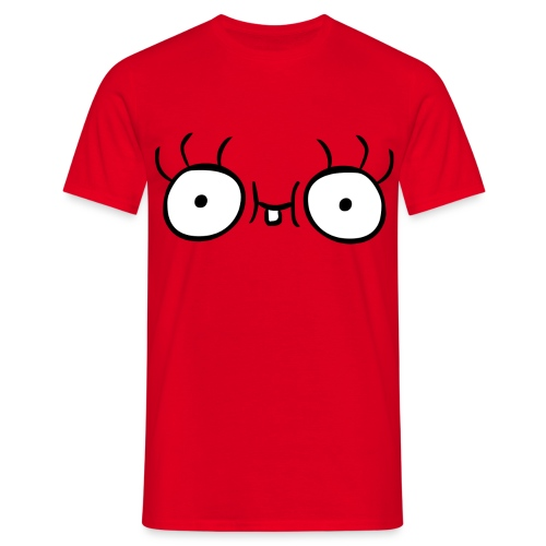 Marvin Face - Guys - Männer T-Shirt