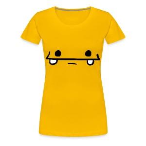 Biene Face - Girls - Frauen Premium T-Shirt