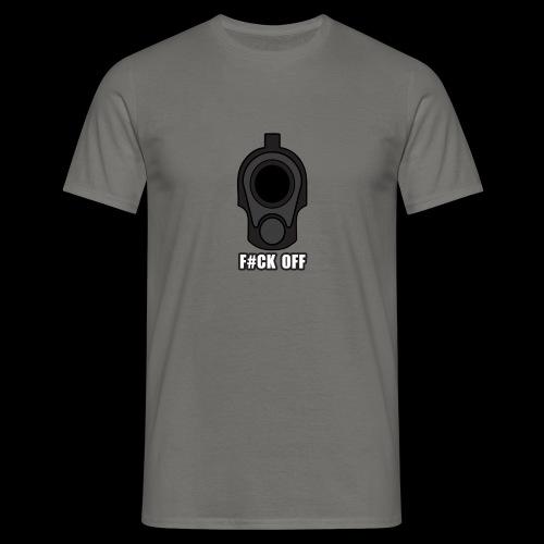 F#CK OFF Tee - Mannen T-shirt