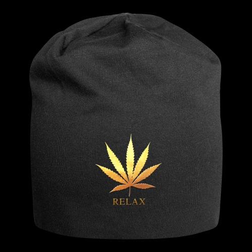 Beenie - Relax - Jersey-Beanie