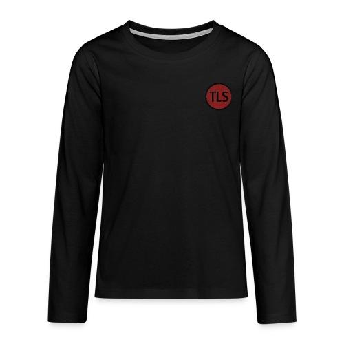 Teenager sweat -shirt TLS - Teenagers' Premium Longsleeve Shirt