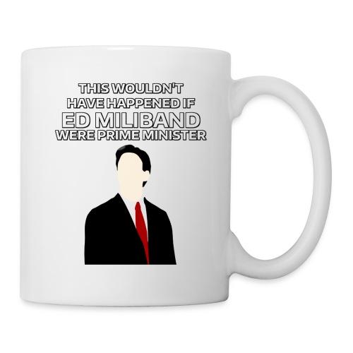 PM Miliband Mug - Mug