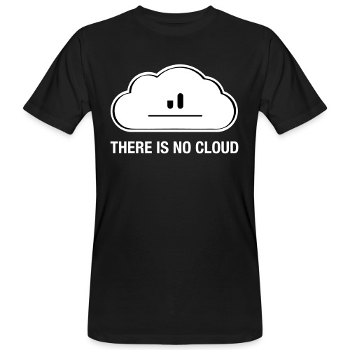 nOclOud - Mannen Bio-T-shirt