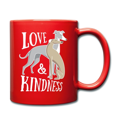 Love & Kindness - Tazza monocolore