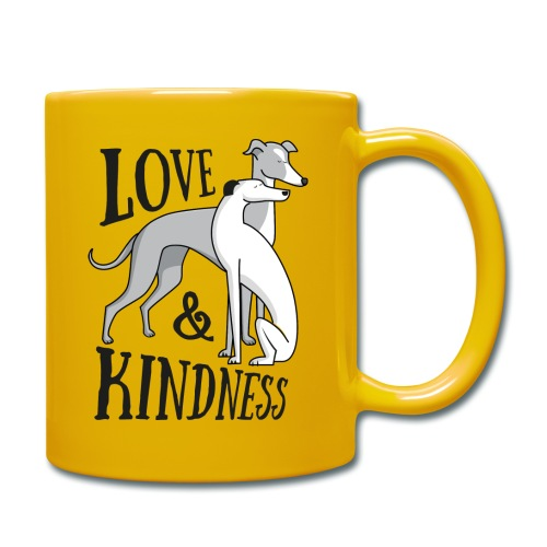 Love & Kindness - Tazza monocolore