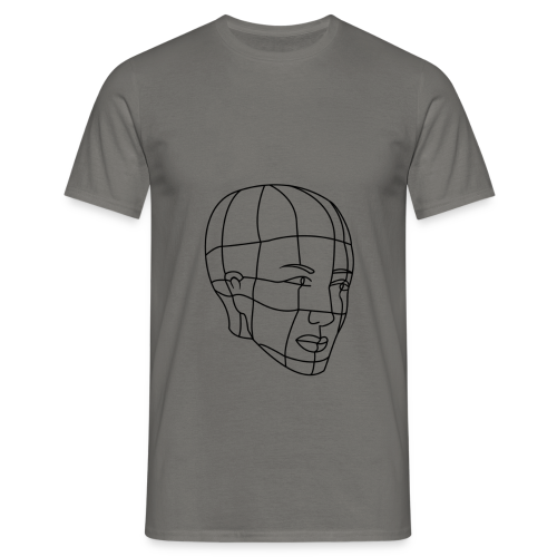 Second visage - T-shirt Homme