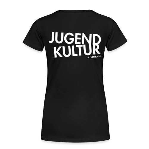 JuKu Damen - Frauen Premium T-Shirt