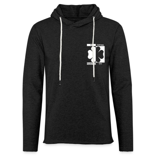 Hoodie (dünn) - Leichtes Kapuzensweatshirt Unisex