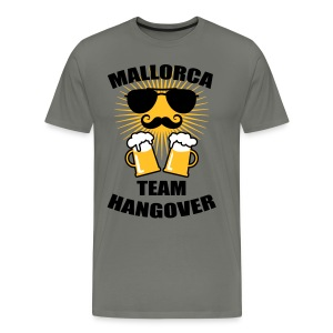 03 Mallorca Team Hangover Beer Cheers Best Friends Männer Shirt - Männer Premium T-Shirt