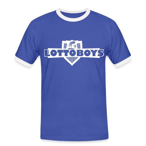 Lotto - Männer Kontrast-T-Shirt