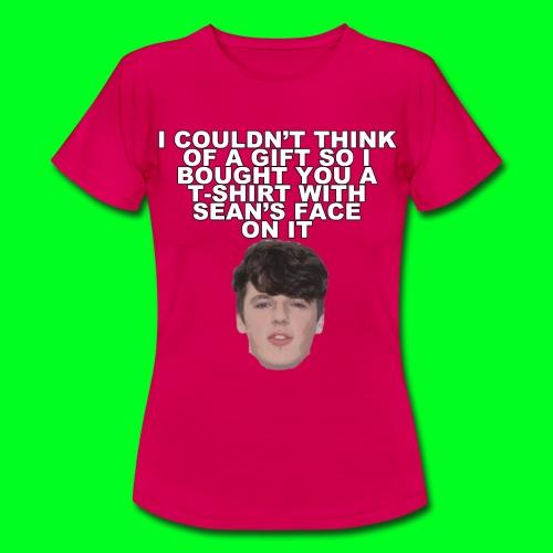 Sean's Face [Gift Idea] [F] - Women's T-Shirt