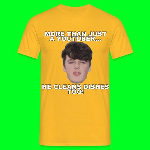Sean's Face [More Than...] [M] - Men's T-Shirt