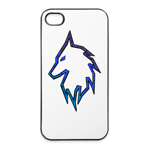 Fusionz Blue Case (iPhone 4/4s) - iPhone 4/4s Hard Case