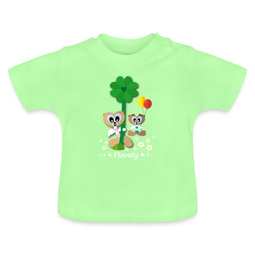 Flovely Baby T-Shirt - Baby T-Shirt