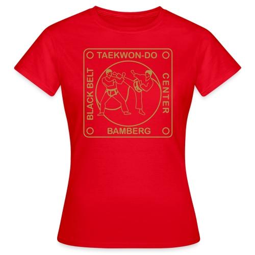 BBCB T-Shirt Women Style /// Gold - Frauen T-Shirt