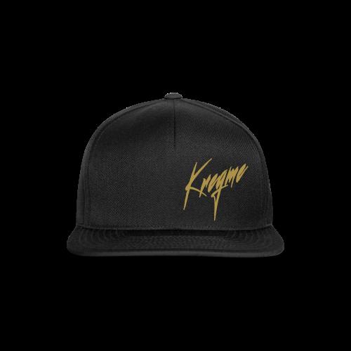 Kregme Signatur Cap - Snapback Cap