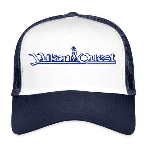 Yukon Quest Trucker Cap - Trucker Cap