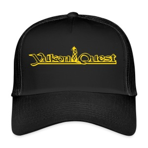 Yukon Quest Trucker Cap Gold - Trucker Cap