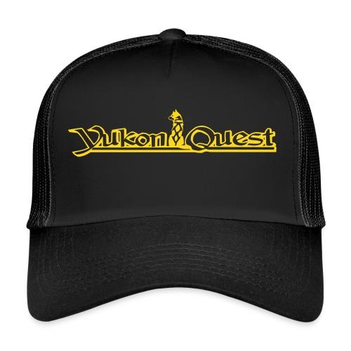 Yukon Quest Trucker Cap Gold - Trucker Cap