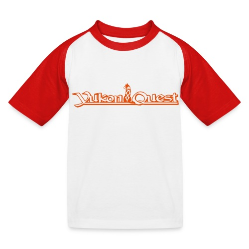 Yukon Quest Kinder T-Shirt - Kinder Baseball T-Shirt