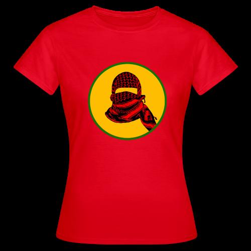 Berxwedan T-Shirt (Frau) - Frauen T-Shirt