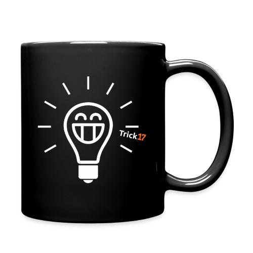 Premium-Kaffee (oder Tee) (oder Milch) - Tasse einfarbig