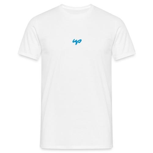 Das T'Shirt in weiss - Männer T-Shirt