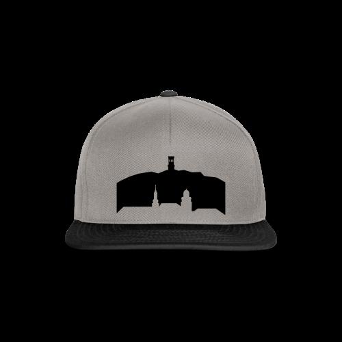 Witten Skyline mit Helenenberg - Snapback Cap