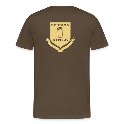 Session Kings T-Shirt - Men's Premium T-Shirt