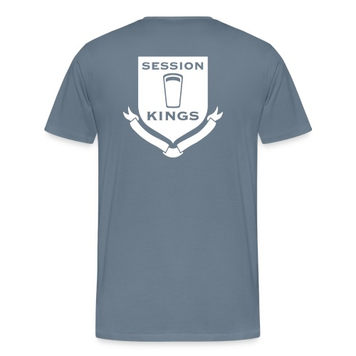 Session Kings T-Shirt - Men's Premium T-Shirt