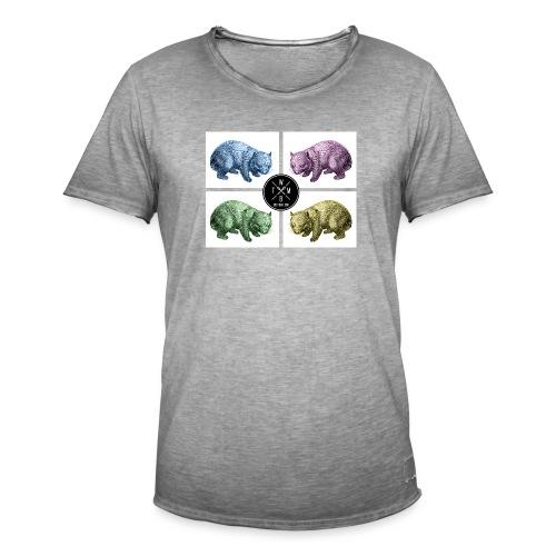 WMBT collective shirt | man - Männer Vintage T-Shirt