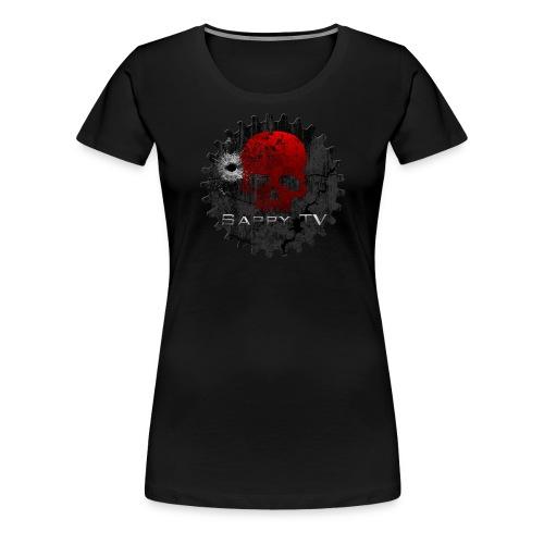 Frauen T-Shirt SappyTV - Frauen Premium T-Shirt