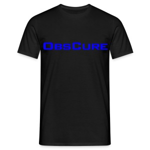 Men's T Shirt : black - Men's T-Shirt