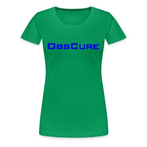 Women's Premium T Shirt : kelly green - Women's Premium T-Shirt