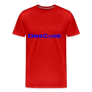 Men's Premium T Shirt : red - Men's Premium T-Shirt