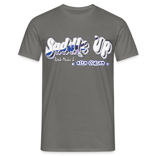 Saddle Up Neu 2017 - Männer T-Shirt