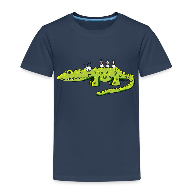 tee shirt crocodile dr le spreadshirt. Black Bedroom Furniture Sets. Home Design Ideas