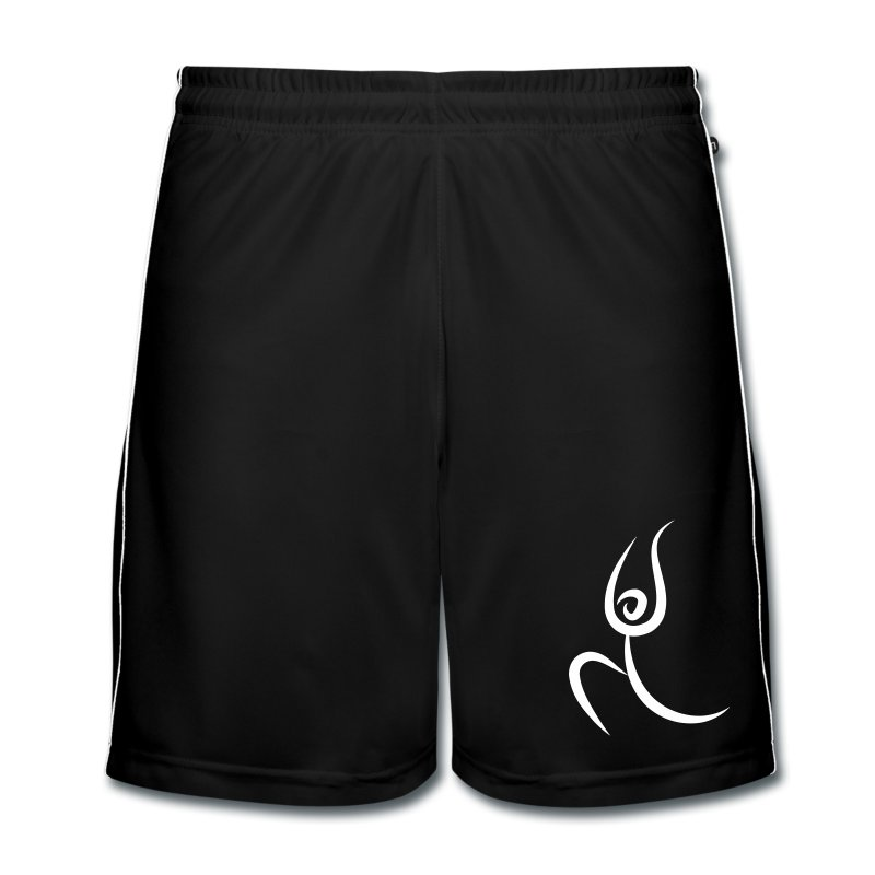 yoga warior - Short de football Homme