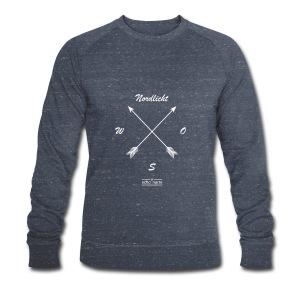 # Kompass - Männer Bio-Sweatshirt von Stanley & Stella