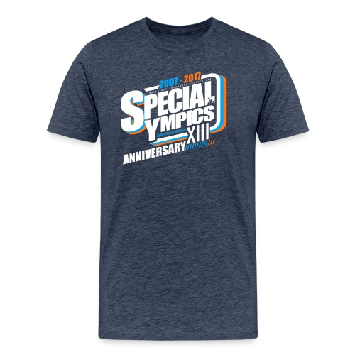 Specialympics XIII Männershirt - Männer Premium T-Shirt