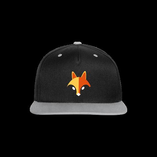 Foxy Cap - Kontrast Snapback Cap