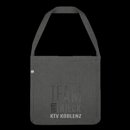 KTV-Tasche (2016-2018) - Schultertasche aus Recycling-Material